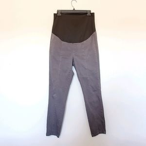 LOFT Maternity Gray Skinny Pants